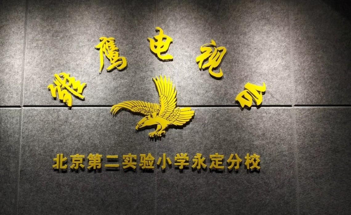"""展翅的雏鹰翱翔在天空——北京卫视《北京您早》报道的""""雏鹰电视台""""背后故事"""