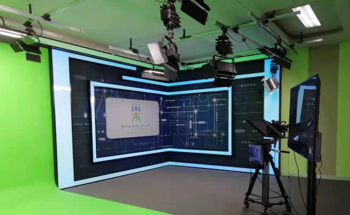 怎样让您的校园◆电视台升级改造既接地№气又性价比高?