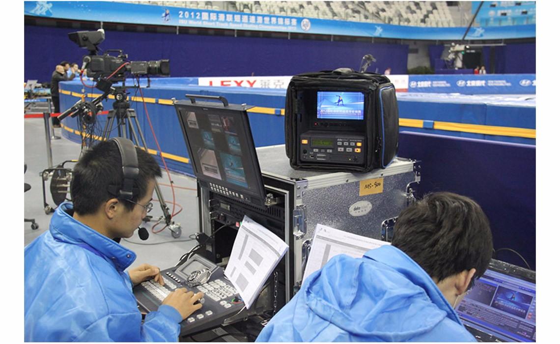 2012国际滑联短道速滑