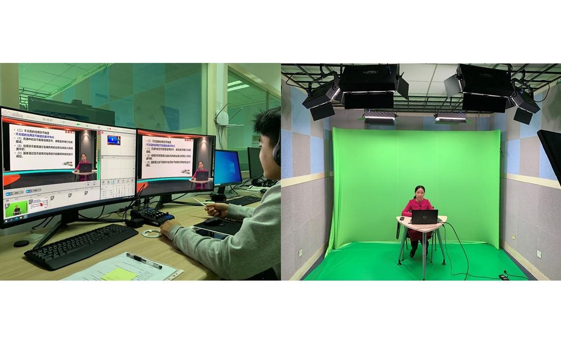 拍摄出真三维虚拟场景的在线课程,看看这个知名高校怎么评价的?