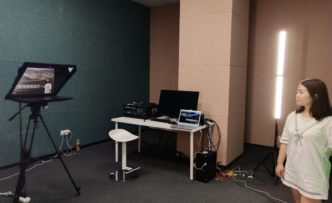 乐学在线课堂VGB-1000R演播室案例