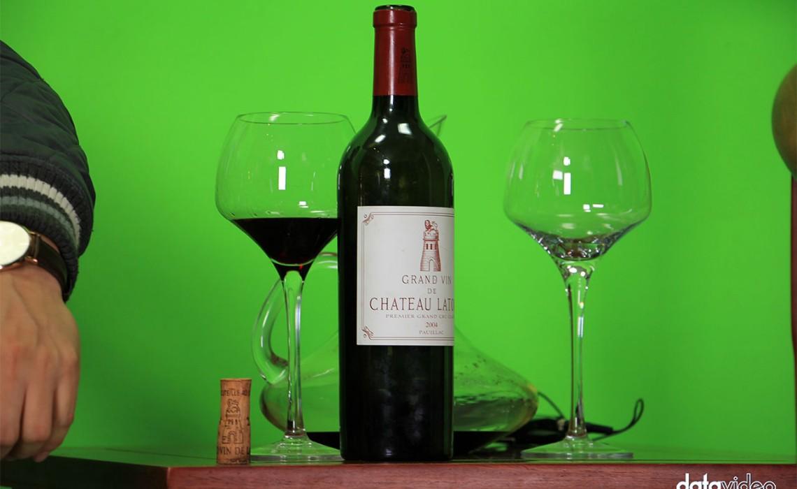 尚品名酒酒庄红酒拍摄视频制作
